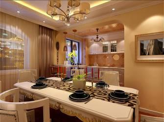 豪华型140平米复式欧式风格厨房设计图