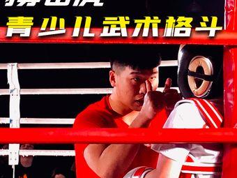 搏击虎青少儿武术格斗