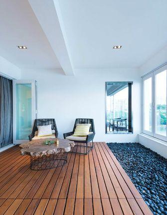 豪华型140平米混搭风格阳台设计图