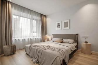 富裕型90平米三日式风格卧室欣赏图