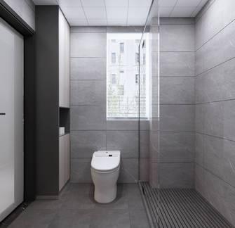 120平米现代简约风格卫生间装修图片大全