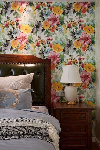 5-10万100平米四室三厅现代简约风格卧室效果图