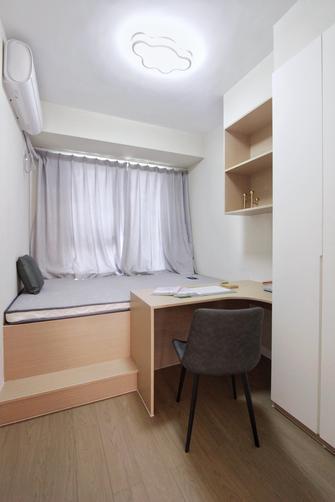 10-15万三室两厅北欧风格书房效果图