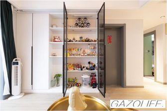 富裕型70平米混搭风格储藏室设计图