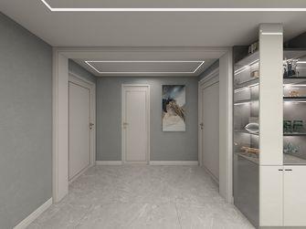 经济型100平米三室一厅现代简约风格走廊图