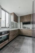 10-15万120平米美式风格厨房装修效果图