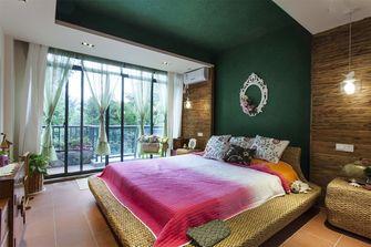 富裕型100平米混搭风格卧室效果图