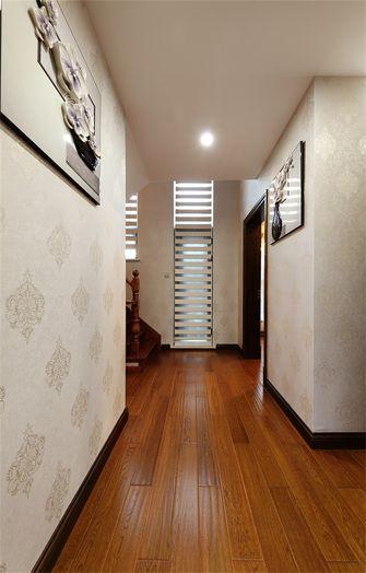 豪华型140平米别墅欧式风格走廊图片