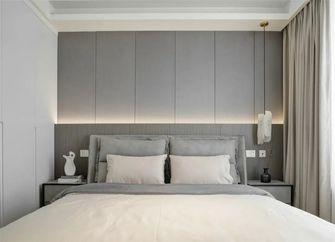富裕型130平米三室一厅中式风格卧室图片大全