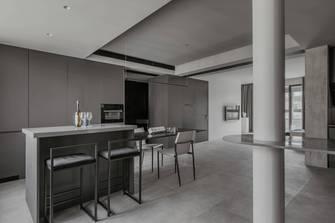 20万以上110平米三室两厅工业风风格餐厅装修效果图
