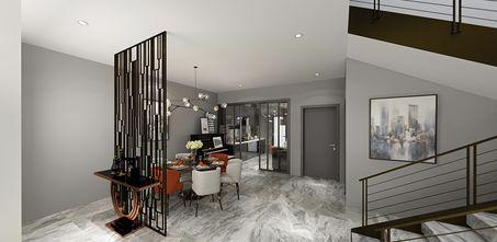 140平米别墅混搭风格餐厅效果图