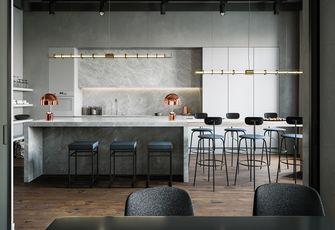 20万以上140平米四工业风风格餐厅效果图