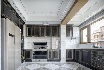 3万以下120平米三室两厅轻奢风格厨房装修案例