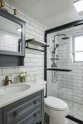 富裕型140平米三室两厅欧式风格卫生间装修案例
