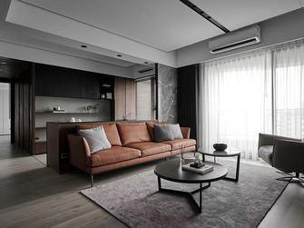 100平米三室两厅工业风风格客厅图
