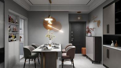 3万以下120平米三室两厅现代简约风格餐厅图