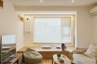 20万以上140平米复式日式风格卧室设计图