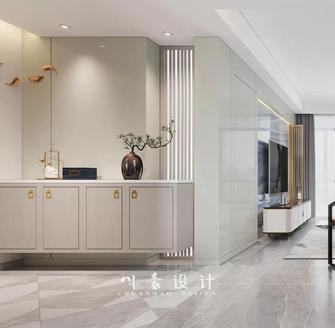 经济型120平米三室两厅现代简约风格玄关图片大全