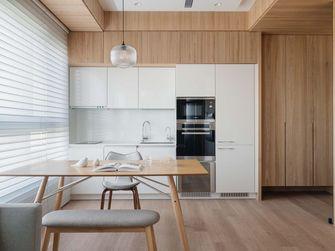 60平米一室一厅日式风格厨房装修图片大全
