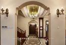 豪华型140平米别墅美式风格走廊图