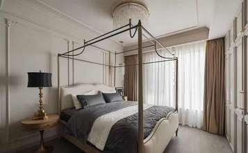 豪华型140平米四室三厅美式风格卧室效果图