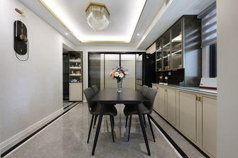豪华型140平米四混搭风格餐厅装修案例