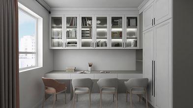100平米三室两厅欧式风格书房装修图片大全