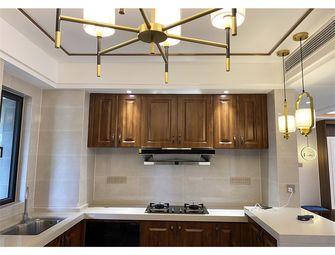 15-20万120平米三室两厅中式风格厨房设计图