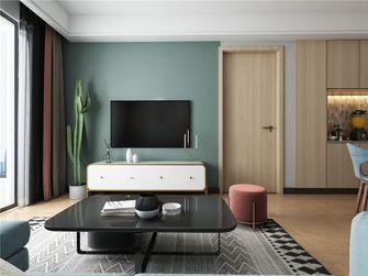 10-15万三室两厅北欧风格走廊图
