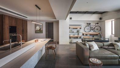 豪华型140平米三室两厅港式风格客厅装修效果图