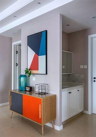 经济型60平米公寓北欧风格走廊欣赏图