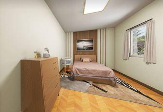 50平米公寓日式风格卧室装修效果图