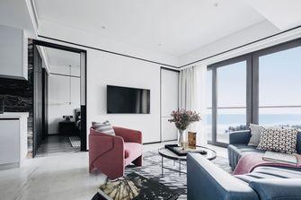 15-20万120平米四室两厅轻奢风格客厅设计图