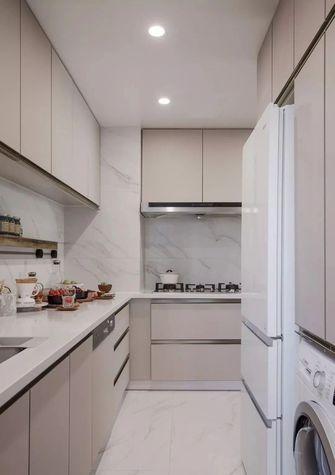 10-15万140平米四室一厅混搭风格厨房装修案例