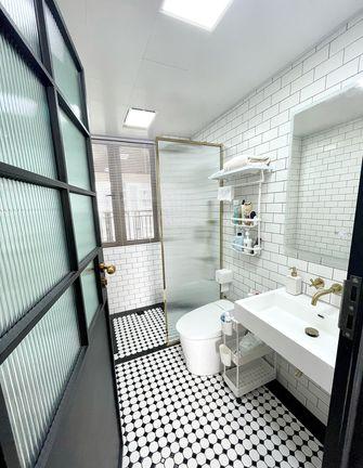 经济型90平米三室两厅北欧风格卫生间装修图片大全