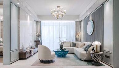5-10万90平米三室两厅新古典风格客厅欣赏图