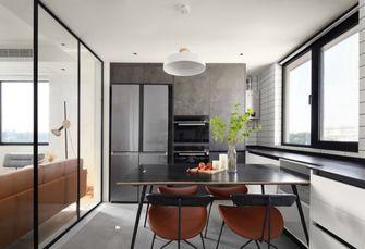 富裕型80平米日式风格餐厅设计图