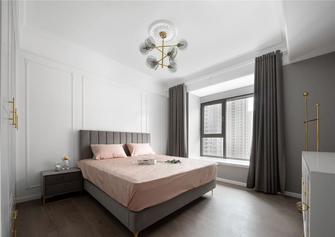 富裕型140平米四室两厅混搭风格卧室图片大全