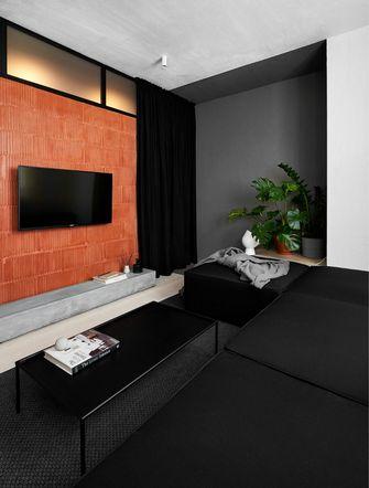 3-5万40平米小户型现代简约风格客厅效果图
