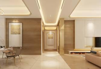 豪华型140平米别墅混搭风格走廊装修效果图