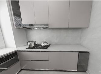 90平米四现代简约风格厨房图片大全