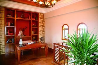 140平米四东南亚风格客厅装修图片大全
