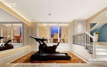 140平米别墅法式风格健身房图片