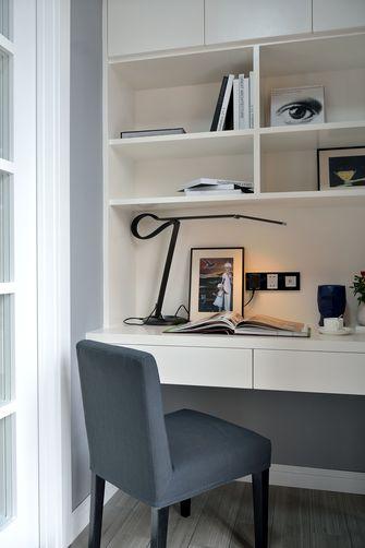 经济型90平米四室一厅轻奢风格书房装修效果图
