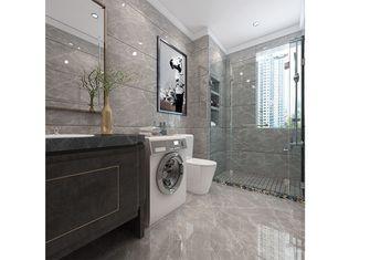 富裕型130平米三室两厅轻奢风格卫生间装修效果图