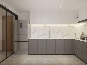 20万以上140平米别墅现代简约风格厨房欣赏图
