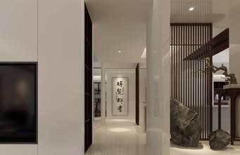 20万以上140平米别墅中式风格走廊装修图片大全