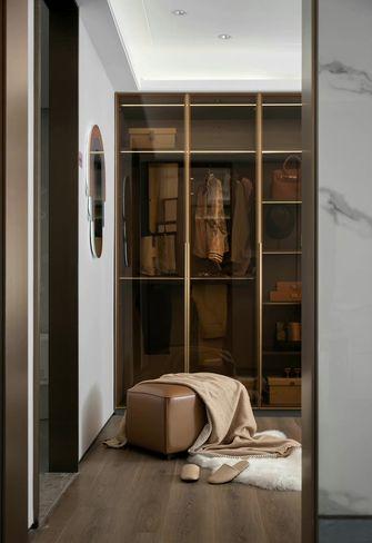 15-20万120平米三室两厅现代简约风格衣帽间图片