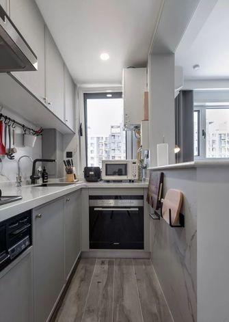 经济型70平米现代简约风格厨房效果图