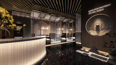 140平米公装风格客厅装修效果图